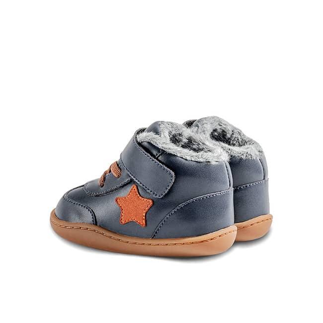 Little Blue Lamb - Beck Navy - Zimná obuv 2