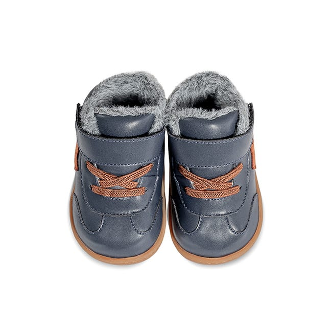Little Blue Lamb - Beck Navy - Zimná obuv 3