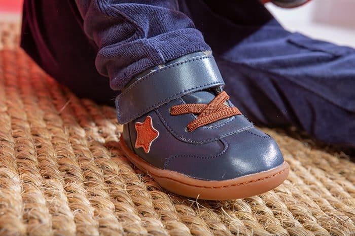Little Blue Lamb - Beck Navy - Zimná obuv 4