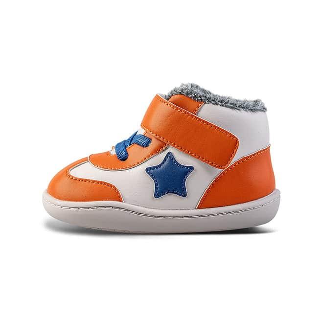 Little Blue Lamb - Beck Orange - Zimná obuv 1
