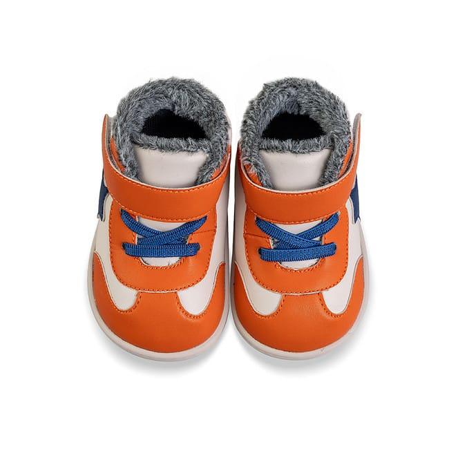 Little Blue Lamb - Beck Orange - Zimná obuv 3