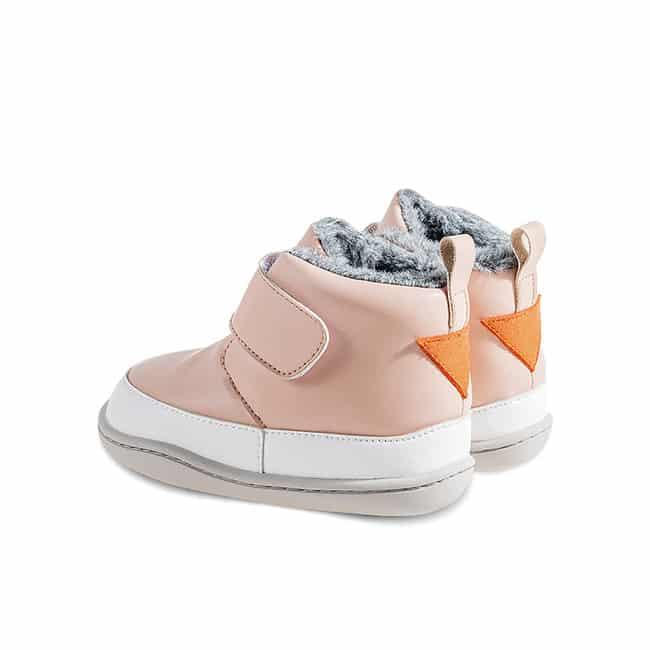 Little Blue Lamb - Big Pink - Zimná obuv 2