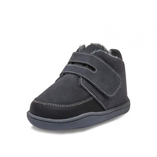 Little Blue Lamb - Biga Dark Grey - Zimná obuv 1
