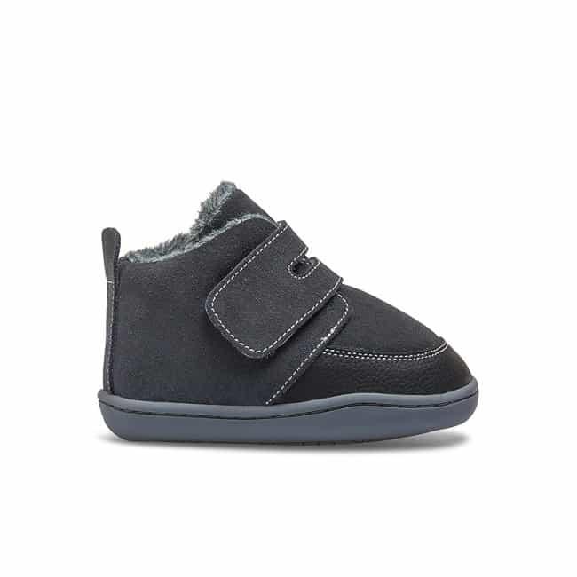 Little Blue Lamb - Biga Dark Grey - Zimná obuv 2
