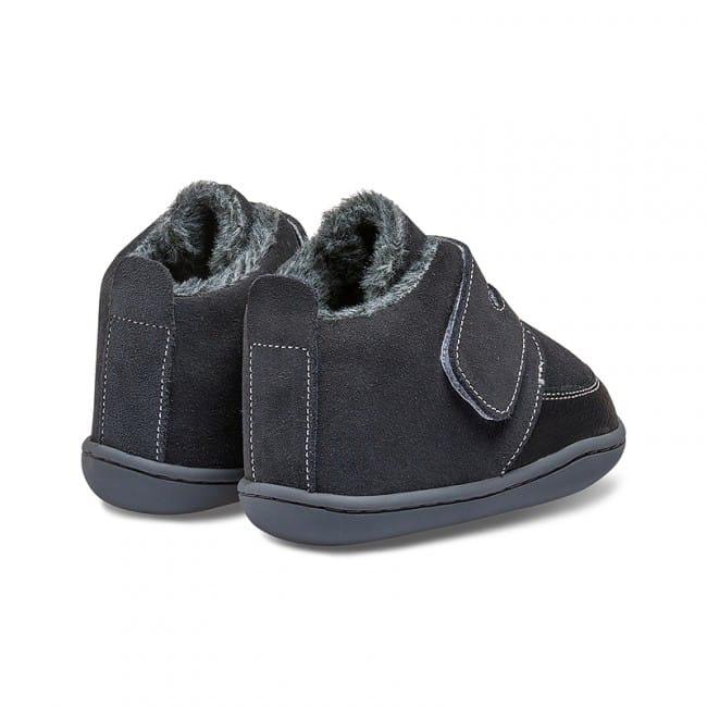 Little Blue Lamb - Biga Dark Grey - Zimná obuv 3