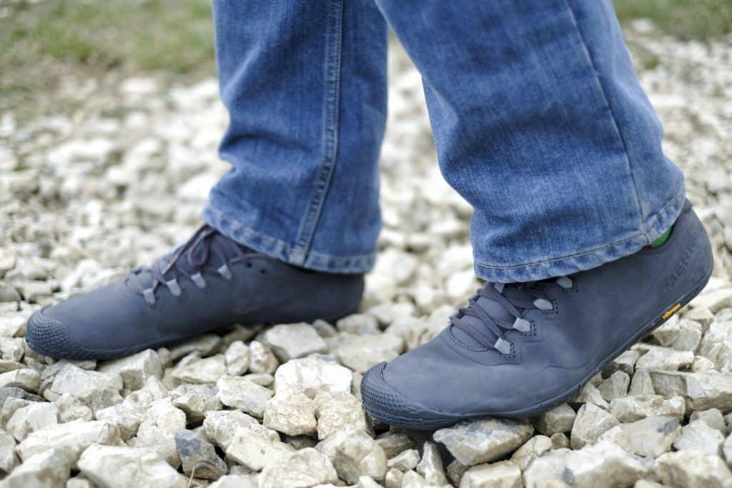 Pánske barefoot topánky Merrell s Vibram® podrážkou - Merrell Vapor Glove 3 10