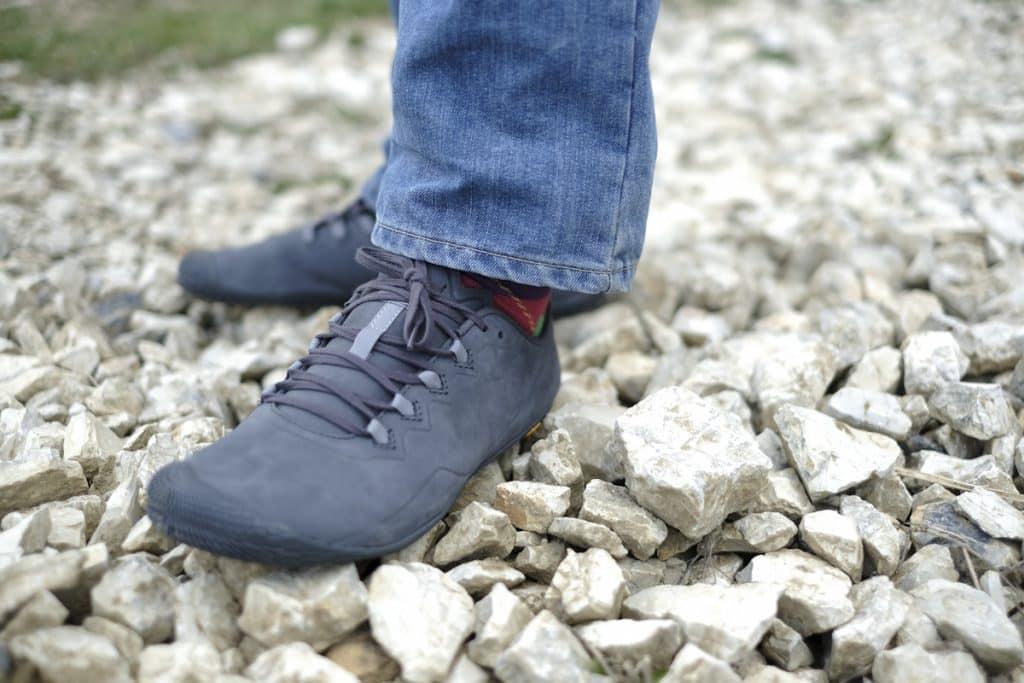 Pánske barefoot topánky Merrell s Vibram® podrážkou - Merrell Vapor Glove 3 1