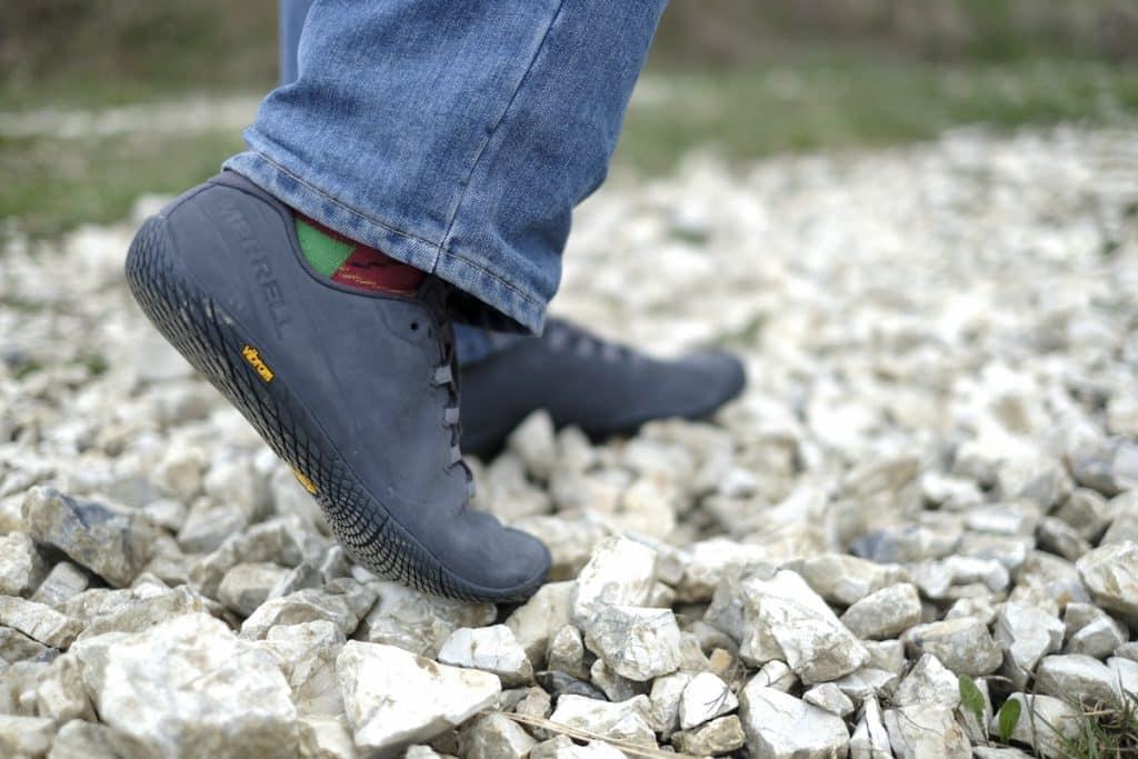 Pánske barefoot topánky Merrell s Vibram® podrážkou - Merrell Vapor Glove 3 9