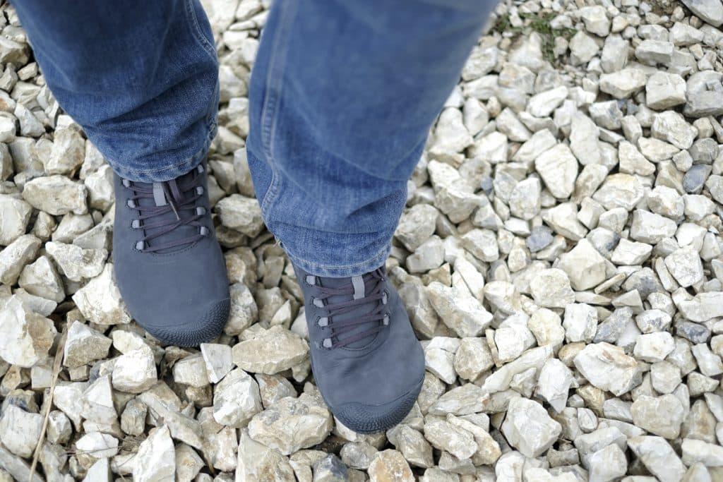 Pánske barefoot topánky Merrell s Vibram® podrážkou - Merrell Vapor Glove 3 8