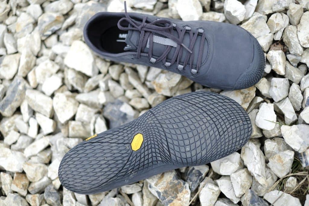 Pánske barefoot topánky Merrell s Vibram® podrážkou - Merrell Vapor Glove 3 6