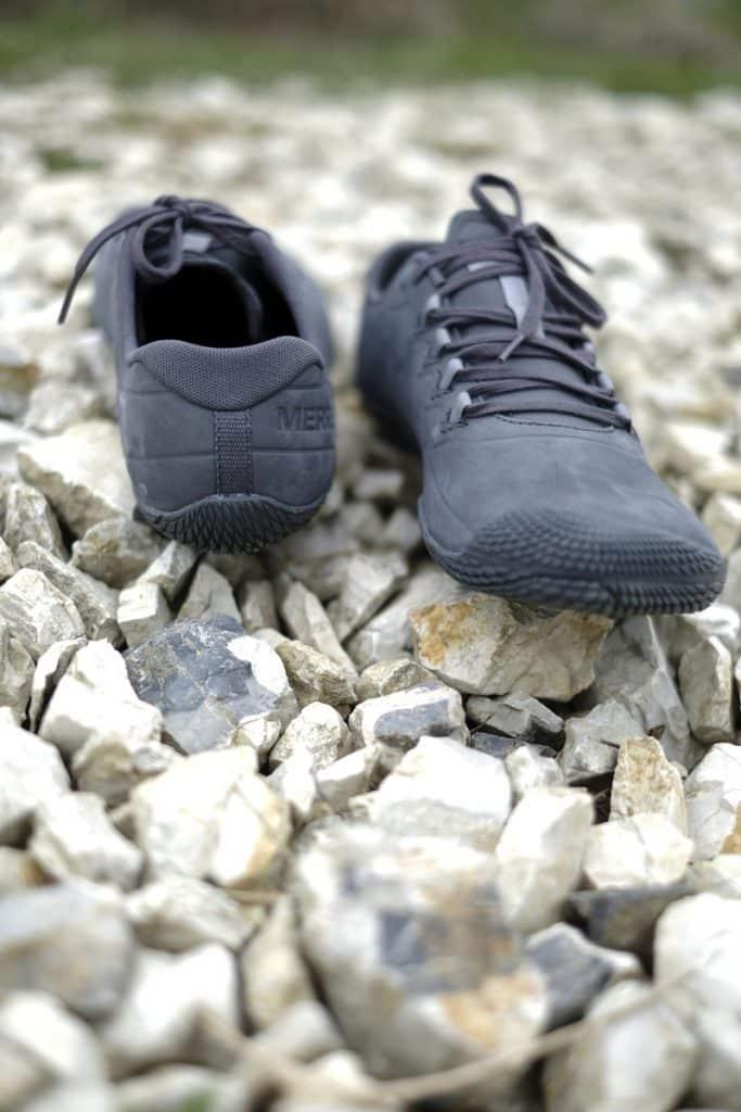 Pánske barefoot topánky Merrell s Vibram® podrážkou - Merrell Vapor Glove 3 2