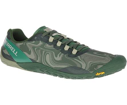 Merrell - Vapor Glove 4 - Tenisky - Forest - Pánske 1