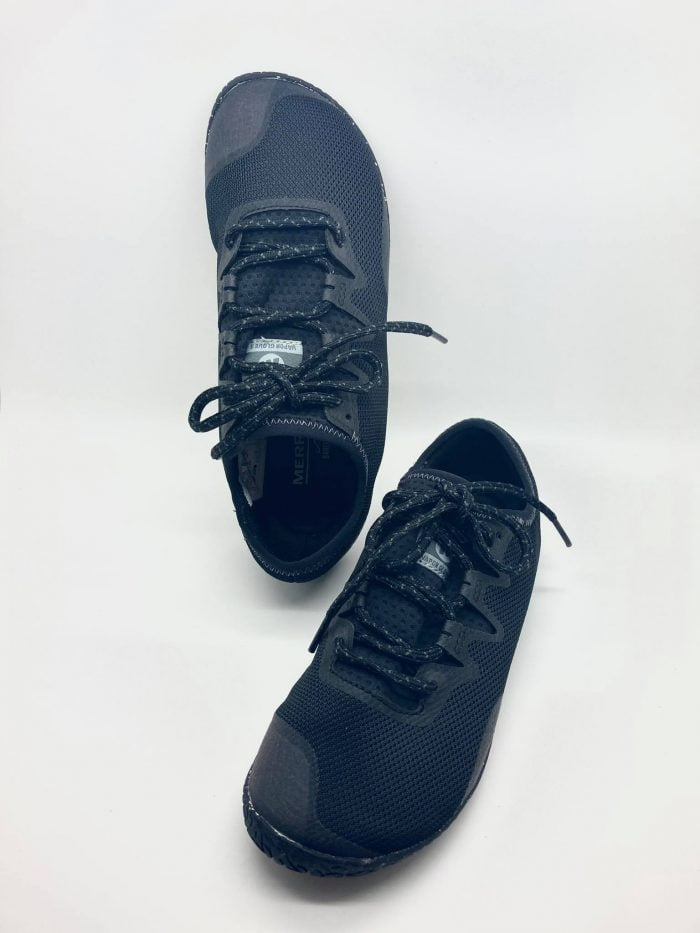 Merrell - Vapor Glove 5 - Tenisky - Black 1