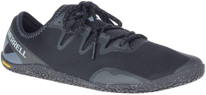 merrell vapor glove 5 black barefoot tenisky