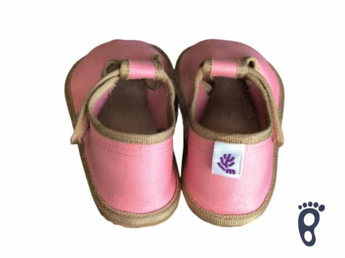 Milash - Papučky - Ružové 1