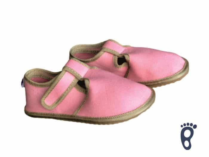 Milash - Papučky - Ružové 2