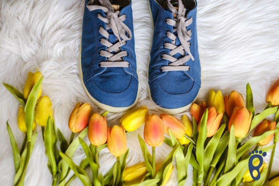 Vegan barefoot tenisky Mukishoes STORM. Štýlový barefoot poklad. 4
