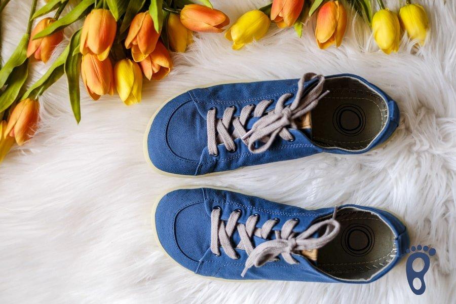 Vegan barefoot tenisky Mukishoes STORM. Štýlový barefoot poklad. 8