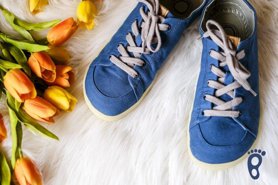 Vegan barefoot tenisky Mukishoes STORM. Štýlový barefoot poklad. 9