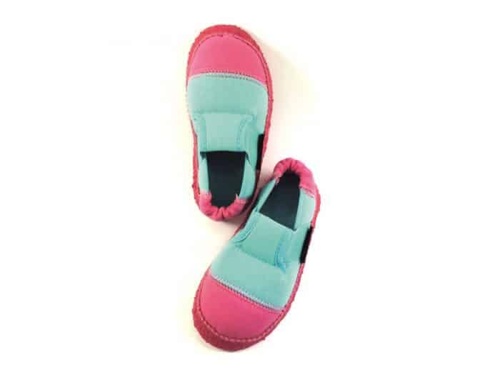 nanga papuce klette turkis