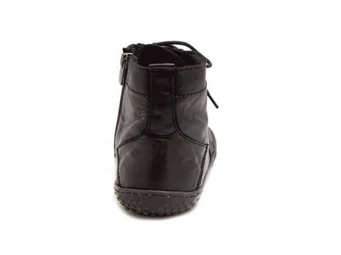 OK Barefoot - Zateplené dámske topánky - Devon Black 3