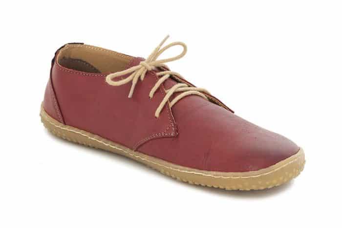 OK Barefoot - Dámske celoročné topánky - Liberty Red 1