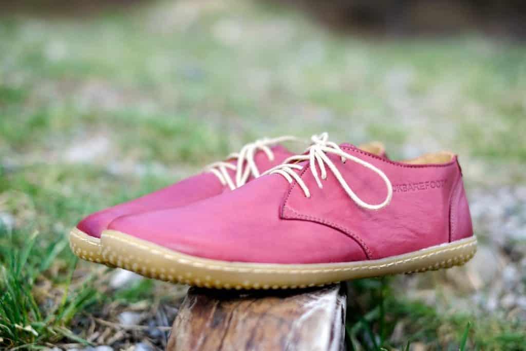 OKBarefoot - LIBERTY RED - Odchoďte si jar ako v bavlnke 4