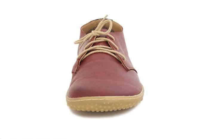 OK Barefoot - Dámske celoročné topánky - Liberty Red 3