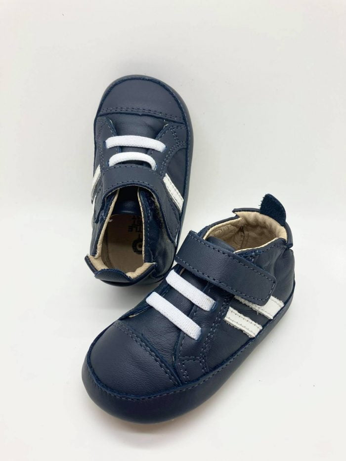 old soles high roller shoe navy snow barefoot topanky chlapcenske