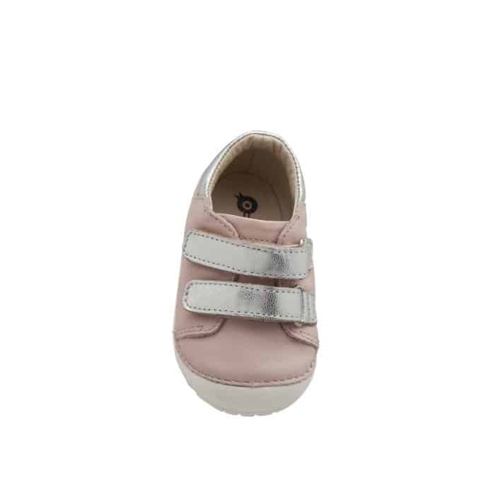 Old Soles - Insta - Kick - Powder Pink/Silver 3