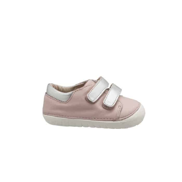 Old Soles - Insta - Kick - Powder Pink/Silver 4