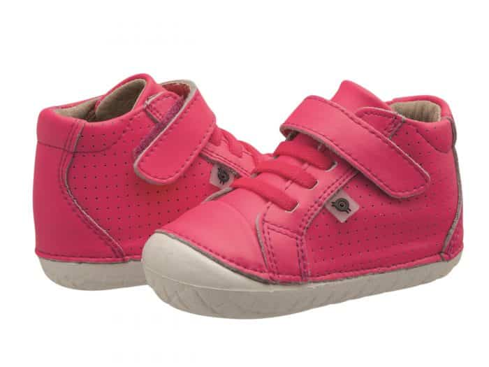 Old Soles - Cheer Pave - Neon Pink 1