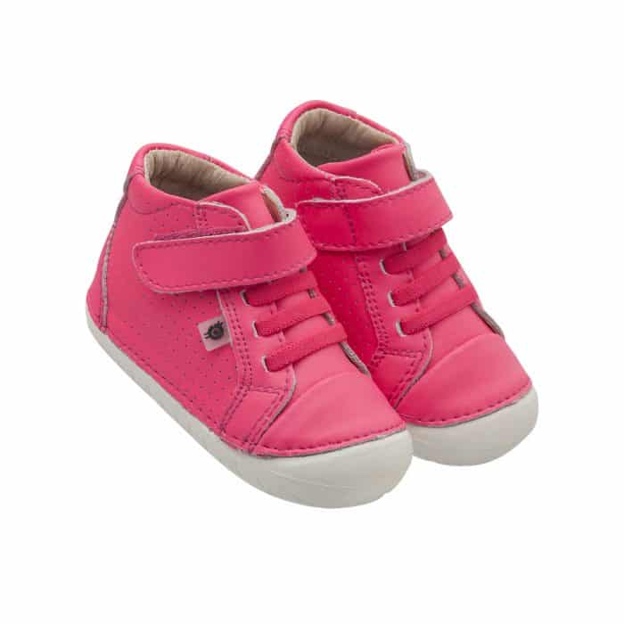 Old Soles - Cheer Pave - Neon Pink 2