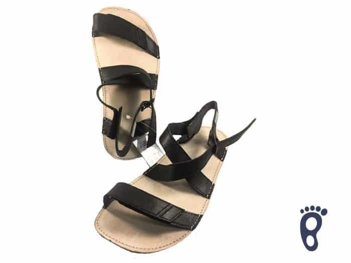 OrtoPlus - Dámske sandále - Jami - Čierne 1