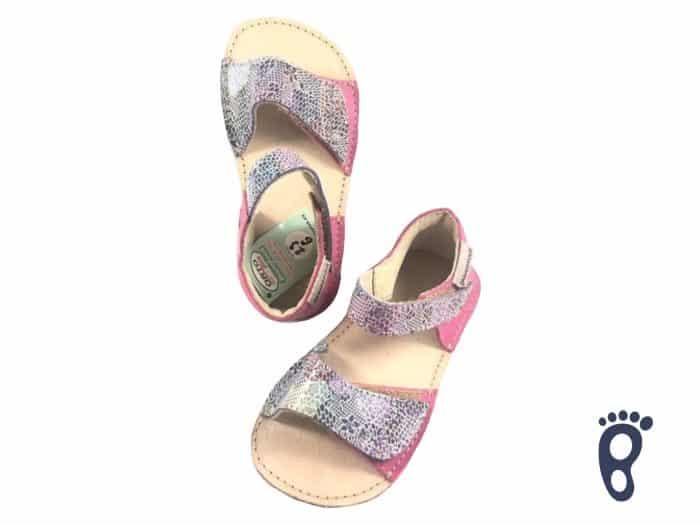 OrtoPlus - Detské sandále - Mirrisa G - Farebné 1