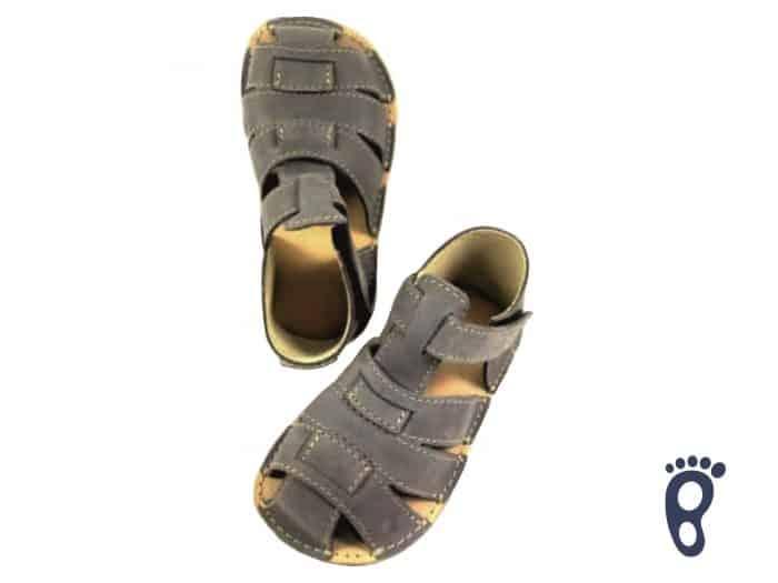 OrtoPlus - Detské sandále - Palm G - Modré 1