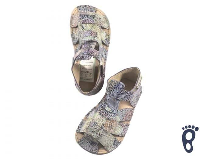 OrtoPlus - Detské sandále - Palm H - Farebné 1
