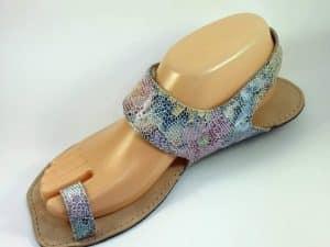 ortoplus sandale damske farebne