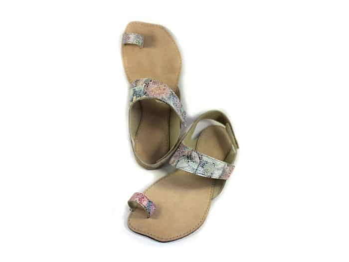 ortoplus sandale damske farebne dione