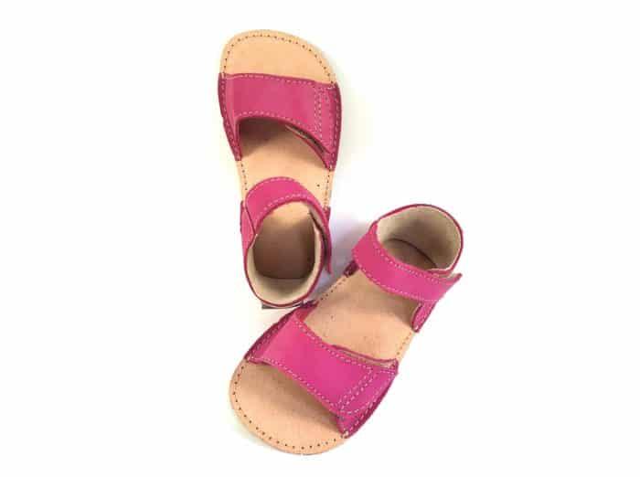 ortoplus sandale mirrisa ruzove