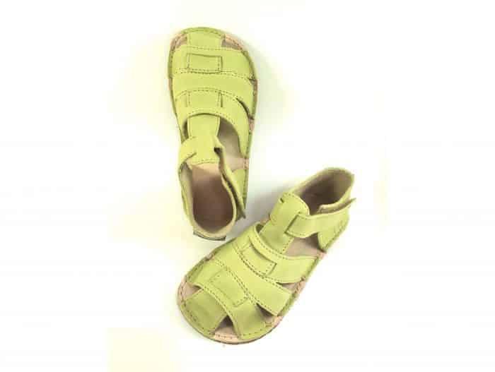 ortoplus sandale zelene