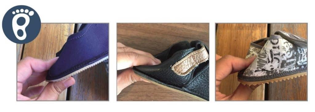 Ako vybrať papučky 5