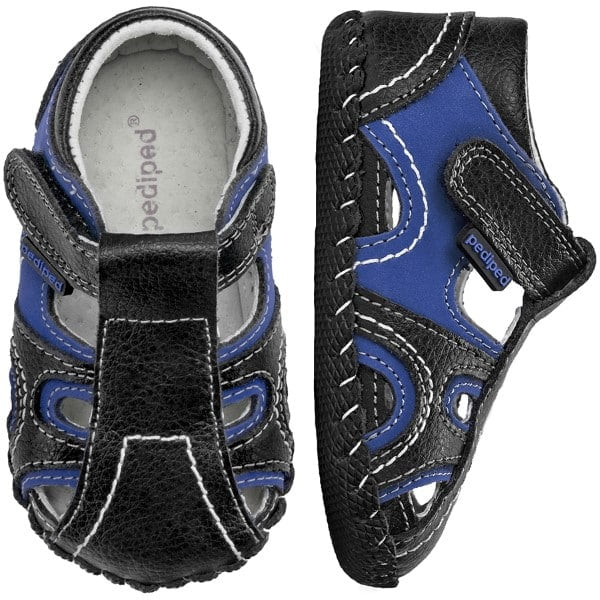 pediped originals brody black king blue