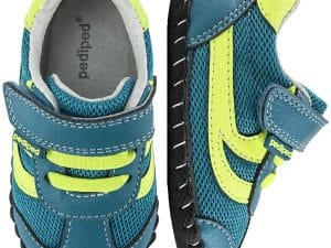 pediped originals cliff aqua lime