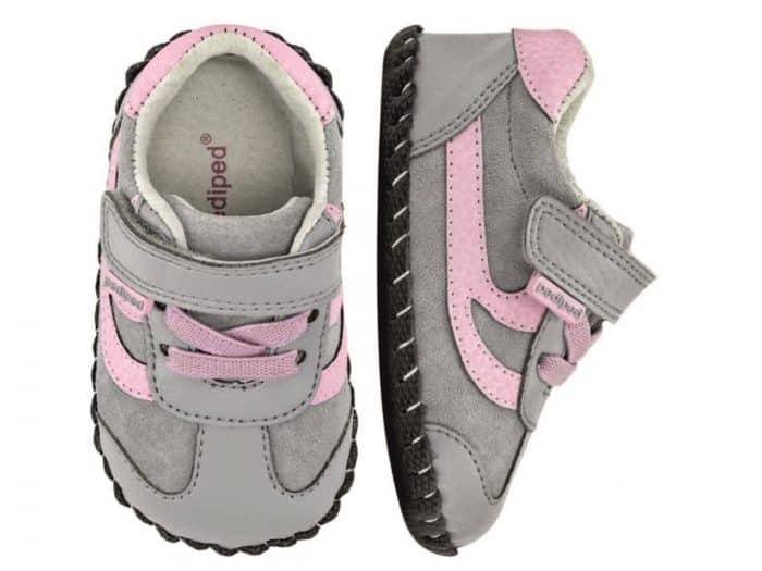 Pediped - Originals - Cliff Grey Pink 1