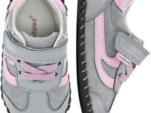 pediped originals cliff grey pink