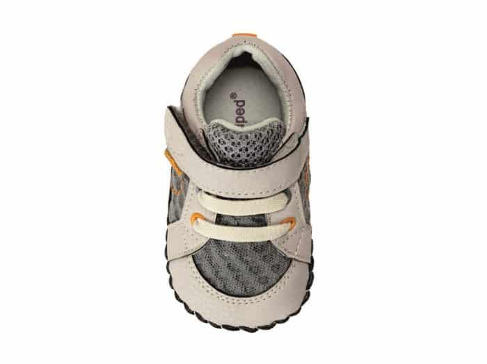 pediped originals deni grey orange