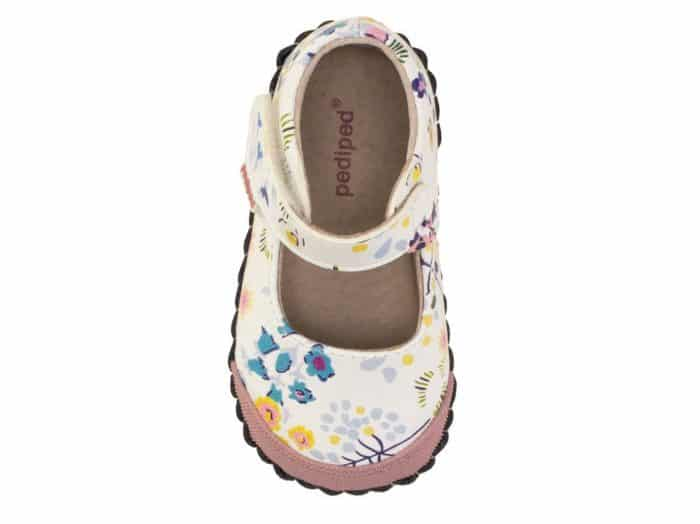 pediped originals louisa white floral