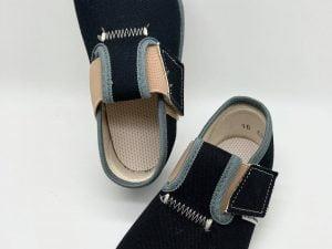 pegres barefoot papucky cierne papuce dievcenske chlapcenske