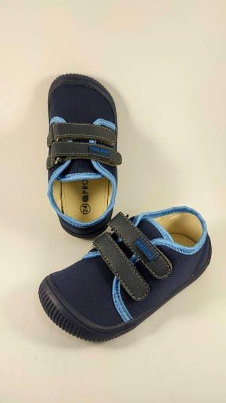 Protetika Barefoot - ALIX - Navy 4